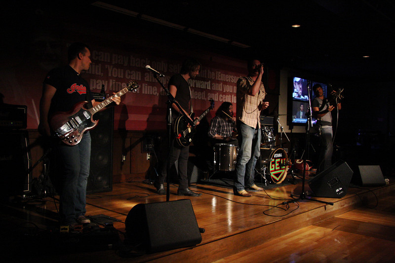 2010 OUAB Karaoke