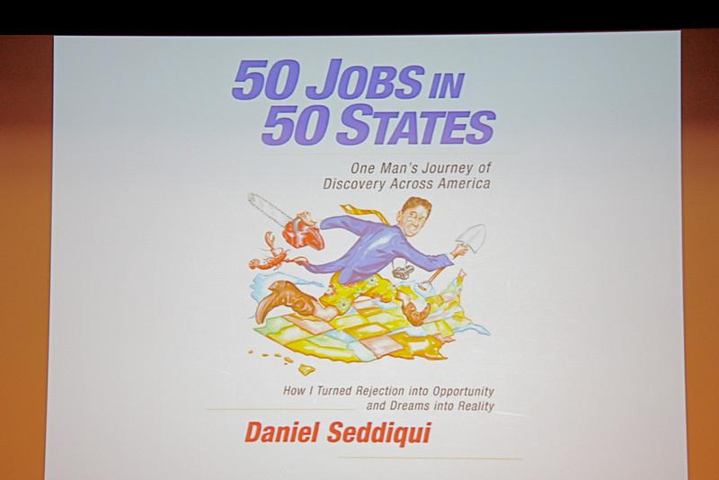 2011 OUAB Presents: Daniel Seddiqui