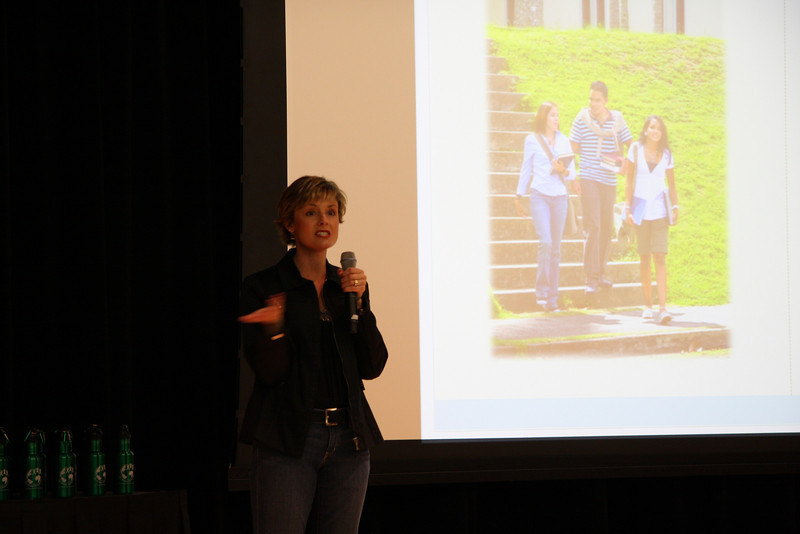 2011 OUAB Presents: Jill Buck Founder of the Go Green Initiative