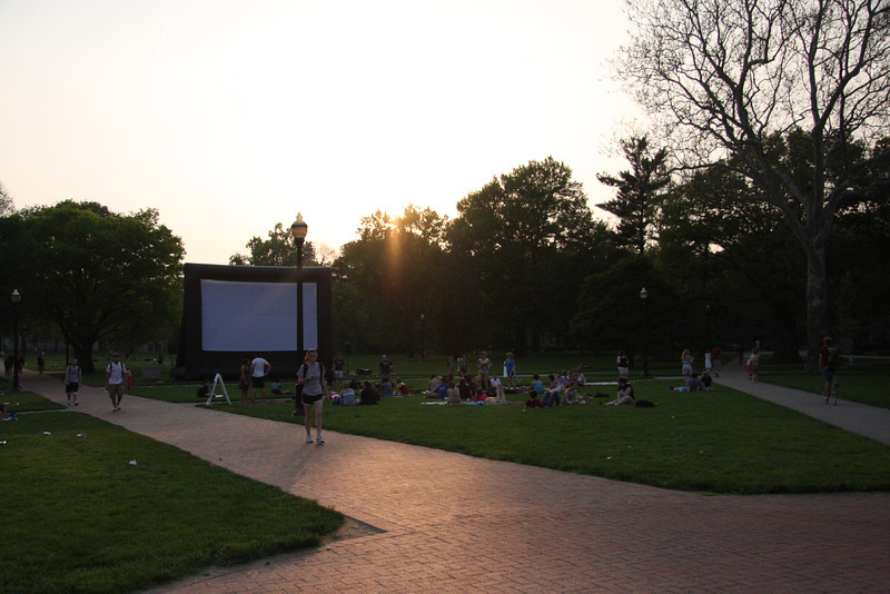 2011 OUAB Movie on the Oval: Tron Legacy