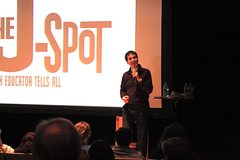 2011 The J- Spot: A Sex Educator Tells All