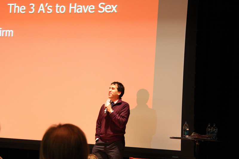 2011 The J- Spot: A Sex Educator Tells All