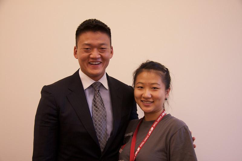 2010 Truth & Consequences, Lt. Dan Choi