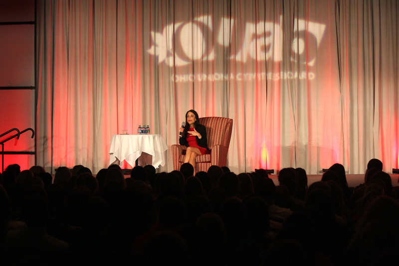 2012 OUAB Presents Bethenny Frankel