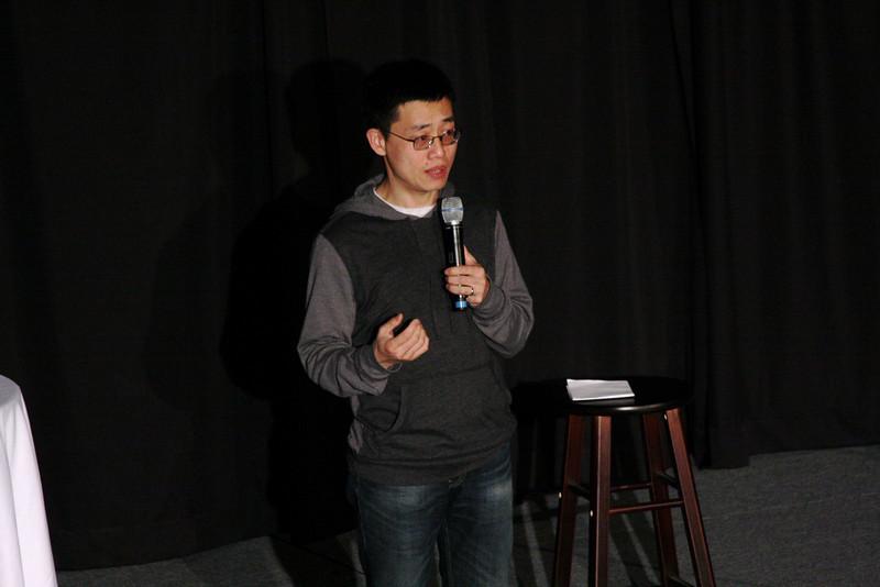 2012 OUAB Presents Joe Wong