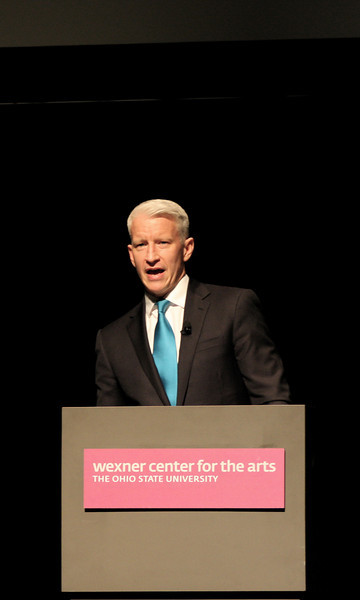 2012 OUAB Presents Anderson Cooper