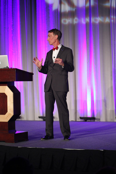 2012 OUAB Presents Bill Nye The Science Guy