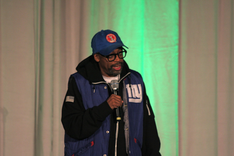 "2012 Do the Right Thing"" with Spike Lee"