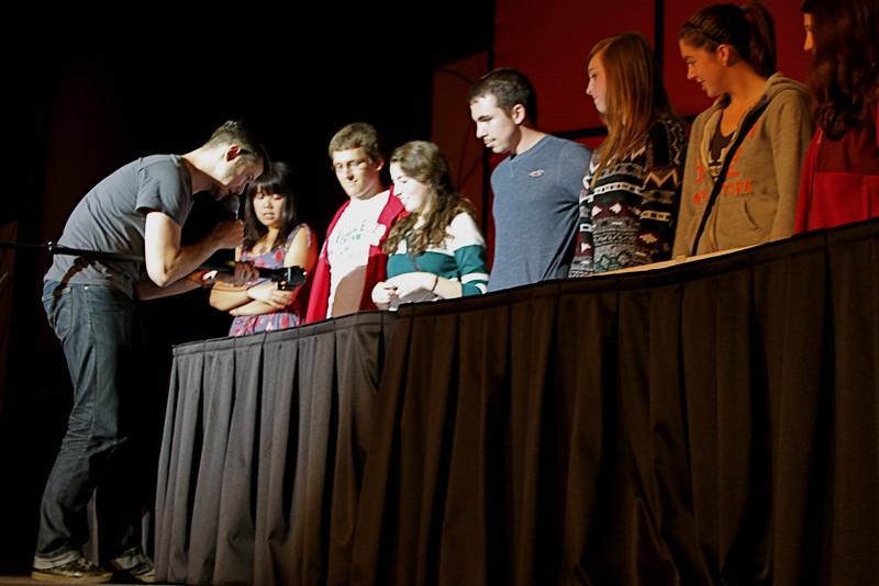 2011 hitRECord at the Movies with Joseph Gordon-Levitt