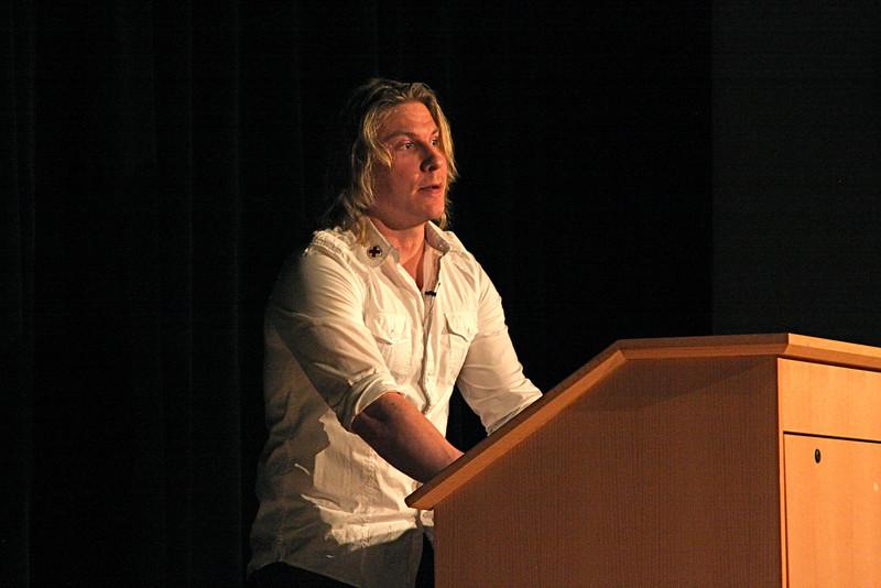 OUAB Presents Brian Boyle