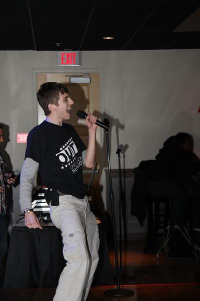 2012 OUAB Karaoke Night