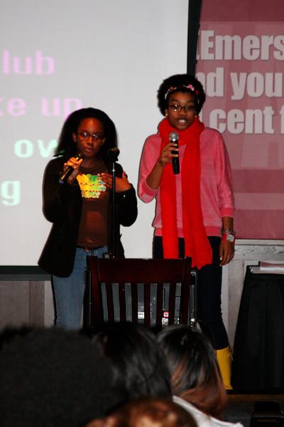 2011 OUAB Karaoke Night