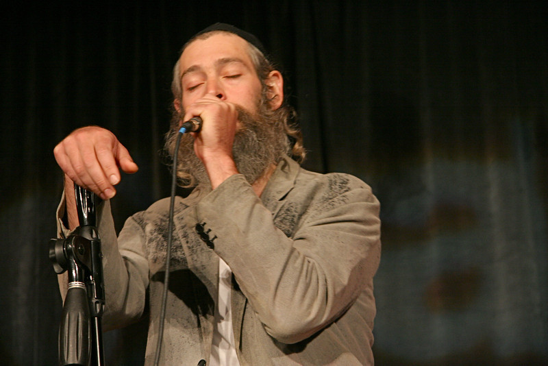 2011 Matisyahu on Music and Meaning