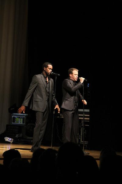 2011 OSU Sing-Off featuring Rockapella