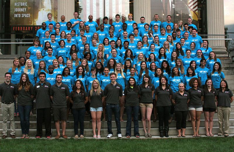 2012 OUAB Group Photos