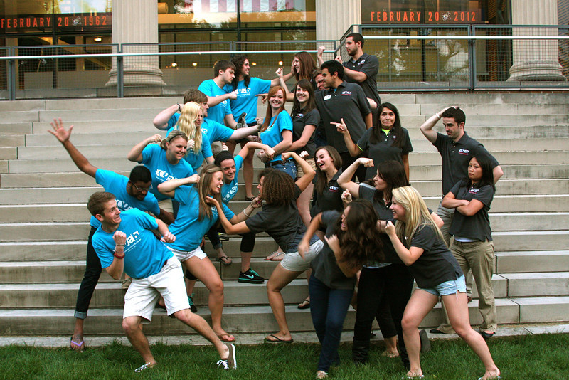 2012 OUAB Group Photos