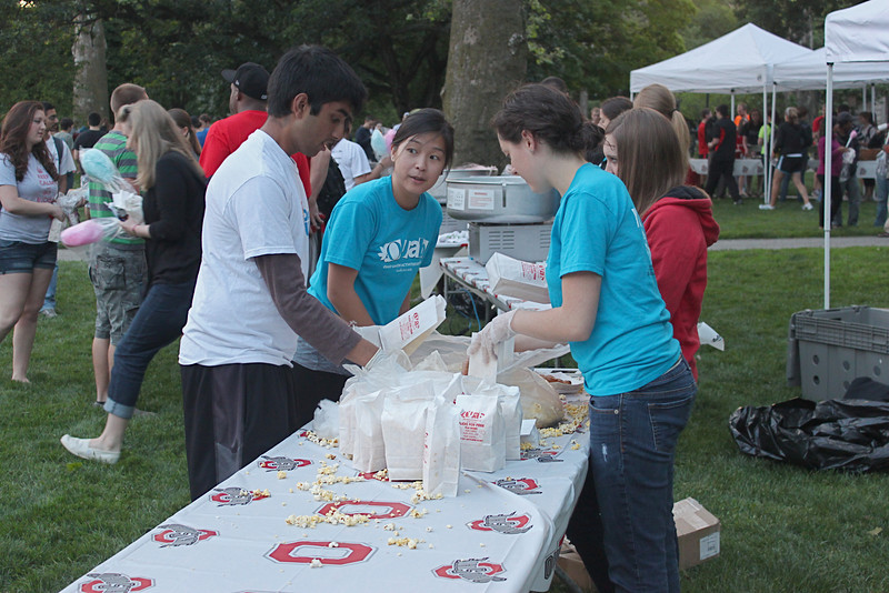 2012 OUAB Movie on the Oval