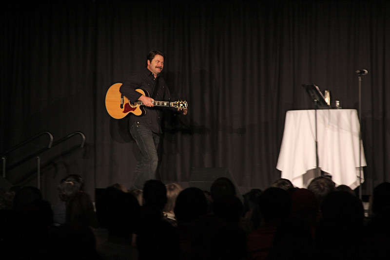2012 OUAB Presents Nick Offerman