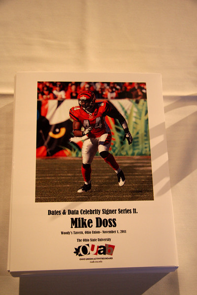2011 OUAB Signer Series with Mike Doss