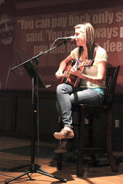 2012 OUAB Open Mic Night
