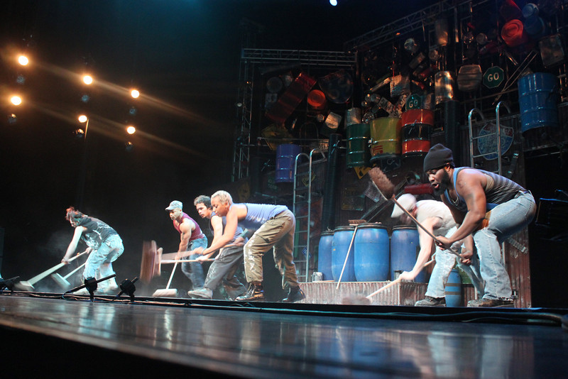 2012 OUAB Presents STOMP