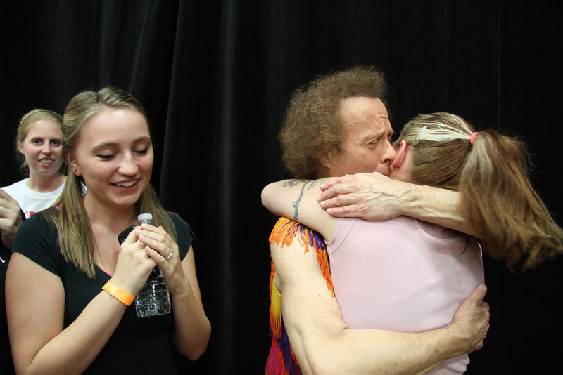 2011 Sweatin' to the Oldies with Richard Simmons