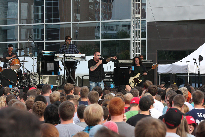 2011 Welcome Week Concert