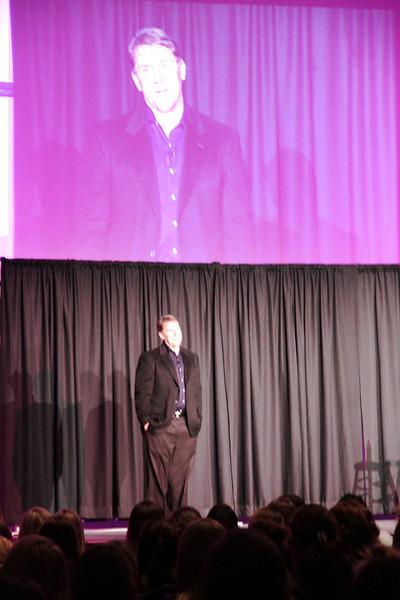 OUAB Presents Nicholas Sparks