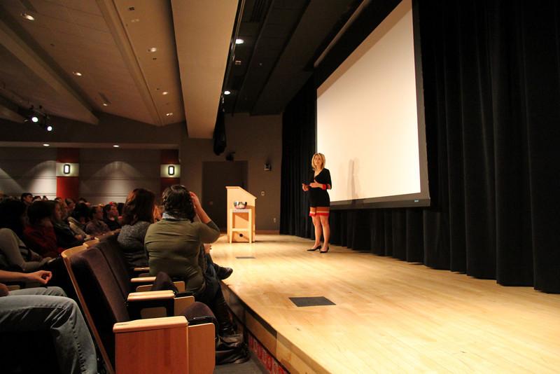 2012 OUAB Presents Samantha Brown