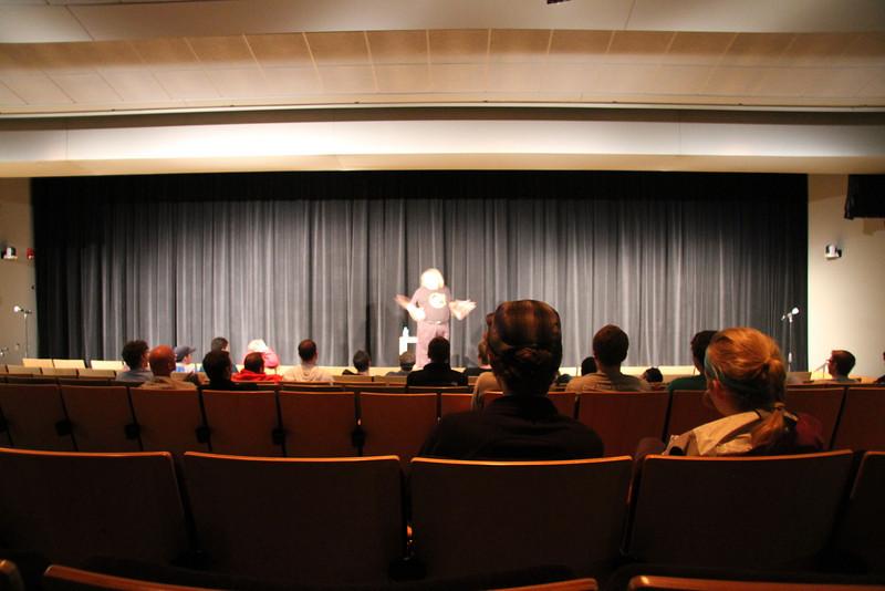 2012 OUAB Presents Bruce Vilanch