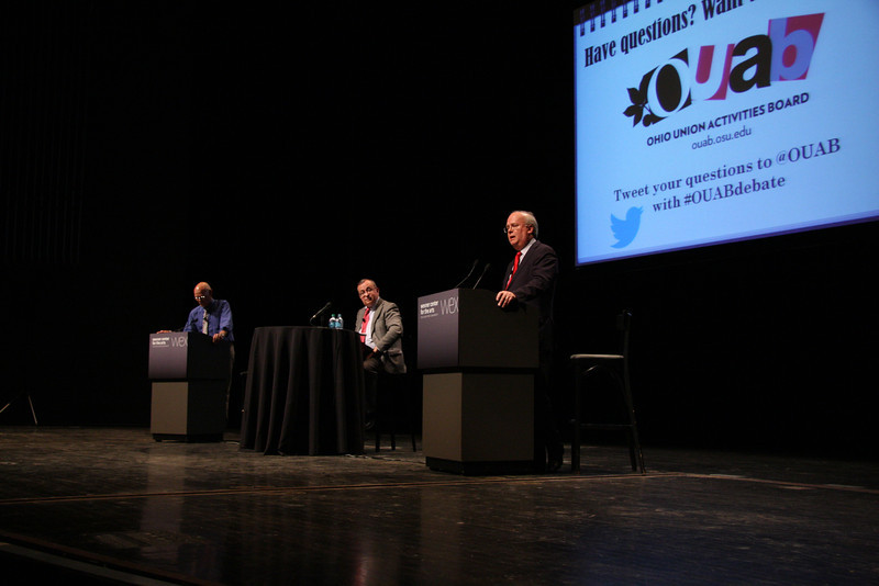2012 An Evening with James Carville and Karl Rove