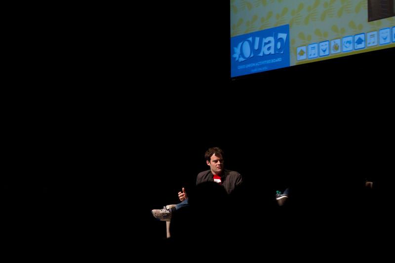 2013 OUAB Presents Bill Hader