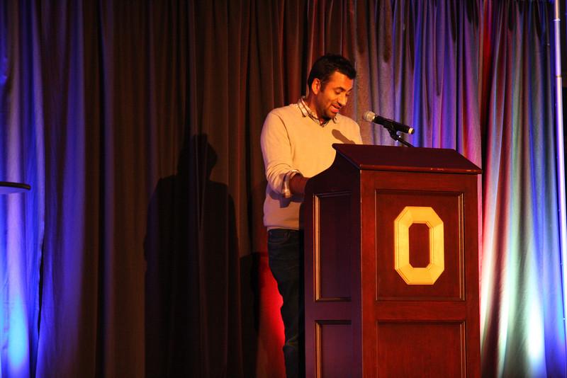 2012 OUAB Presents Kal Penn