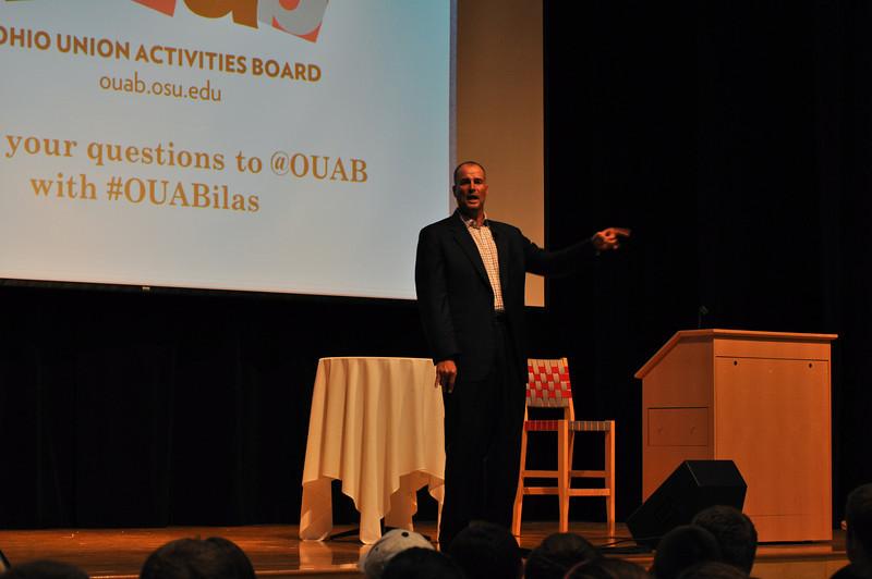 2012 OUAB Presents Jay Bilas