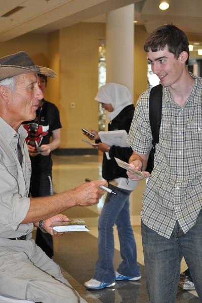 2012 OUAB Presents Jack Hannah