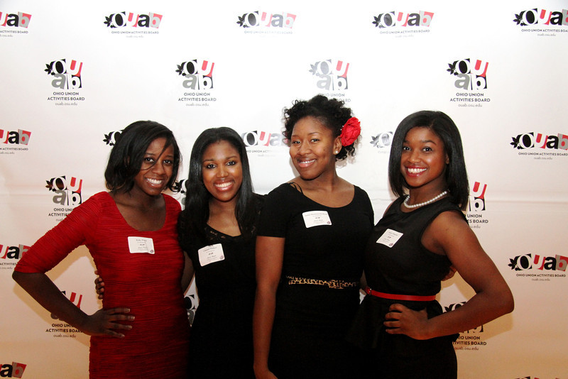 2013 OUAB End of the Year Banquet