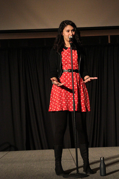 2013 OUAB Presents Sarah Kay
