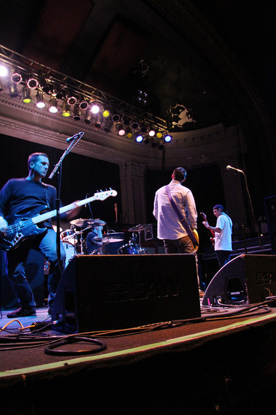 2012 The Wonder Years, Fireworks, and Light Years Concert