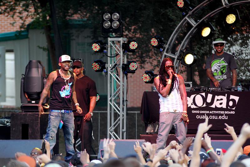 2012 OUAB Welcome Week Concert