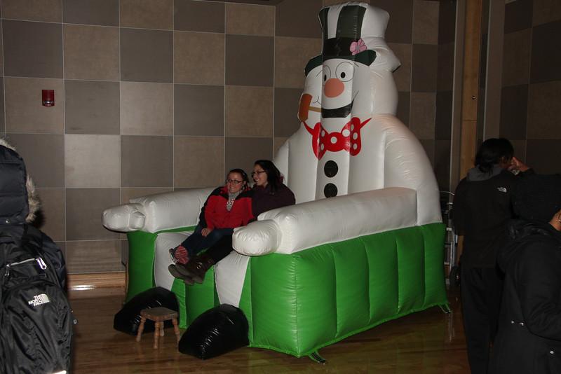 2013 OUAB Presents Walking in a Winter Wonderland