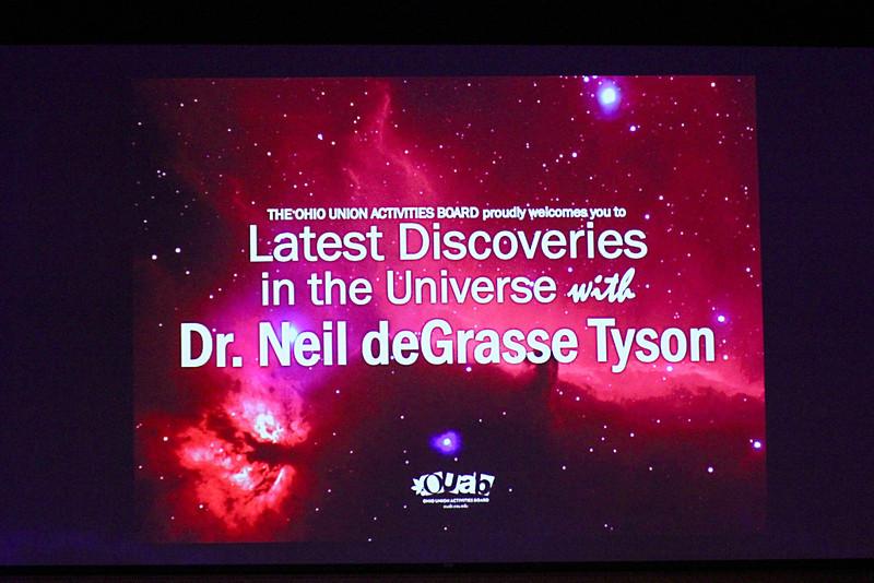 2013 OUAB Presents Neil deGrasse Tyson