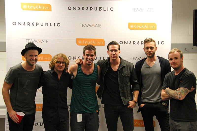 2013 OUAB One Republic Concert