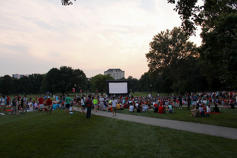 2013 OUAB Movie on The Oval