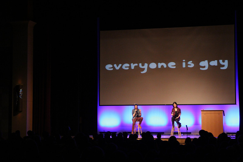 2014 OUAB Presents Everyone is Gay