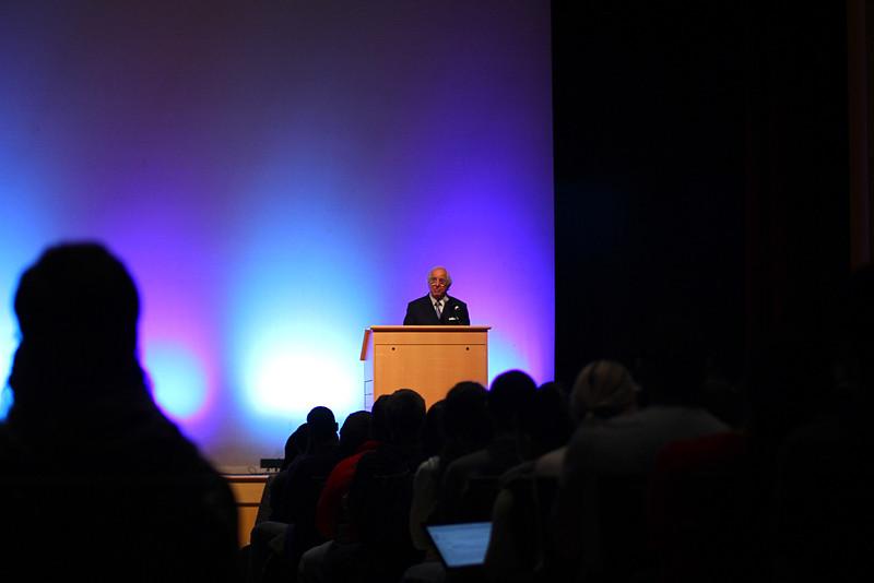 2014 OUAB hosts Frank Abagnale