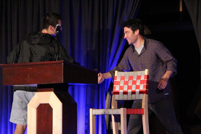 2013 OUAB Presents Josh Radnor