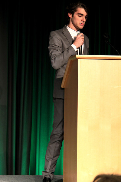 2014 OUAB Presents RJ Mitte