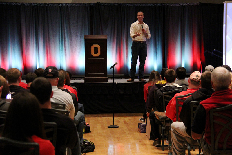 2013 OUAB Presents Craig Krenzel