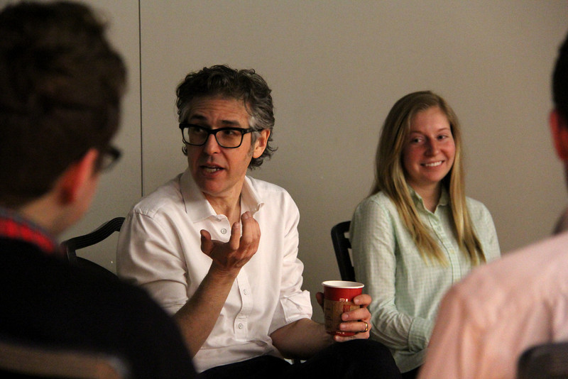 OUAB Presents Reinventing Radio with Ira Glass at the Ohio Union Performance Hall Sunday March 2, 2014