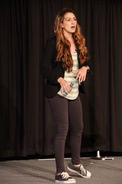 2013 Alexis Jones - Female Empowerment Activist